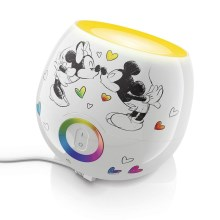 Philips Massive 71703/55/16 - LED detská lampa LIVINGCOLORS MINI MICKEY & MINNIE MOUSE LED/7,5W/230V