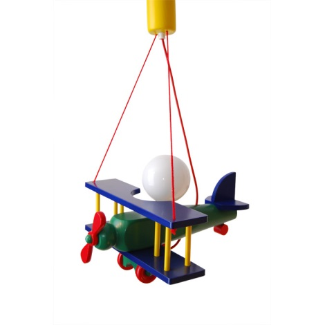 28181 - detský luster lietadlo malé