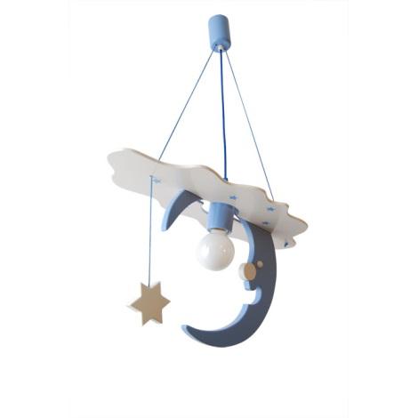 28199 - detský luster mesiac