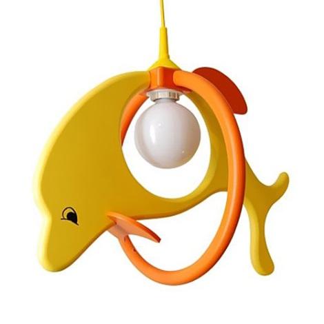 28205 - detský luster delfín