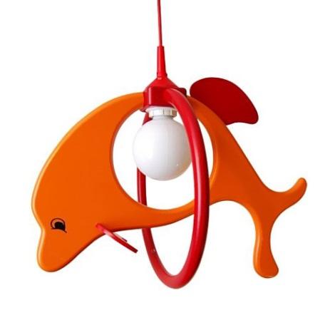 28206 - detský luster delfín
