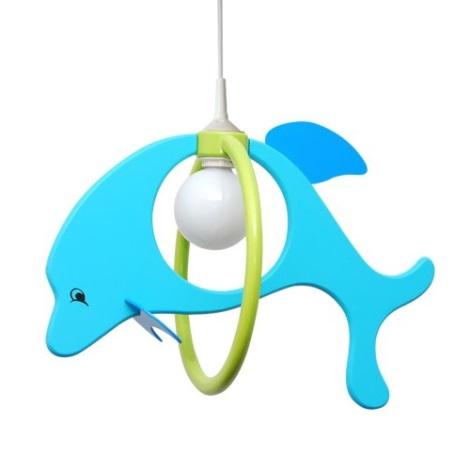 28209 - detský luster delfín