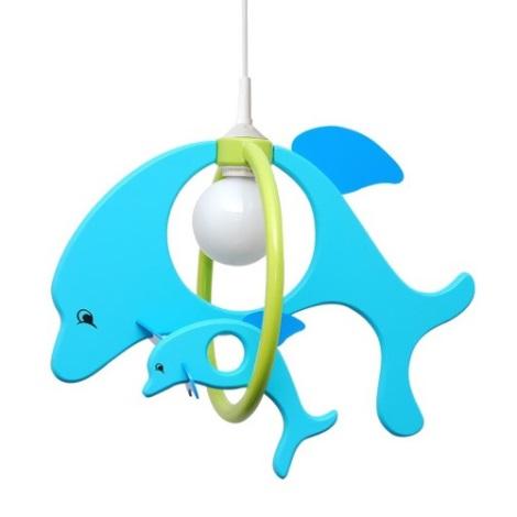 28214 - detský luster delfín