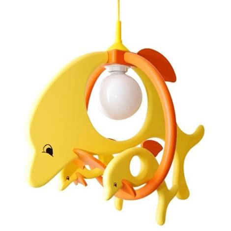 28215 - detský luster delfín