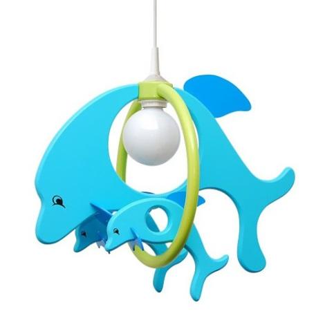 28221 - detský luster delfín