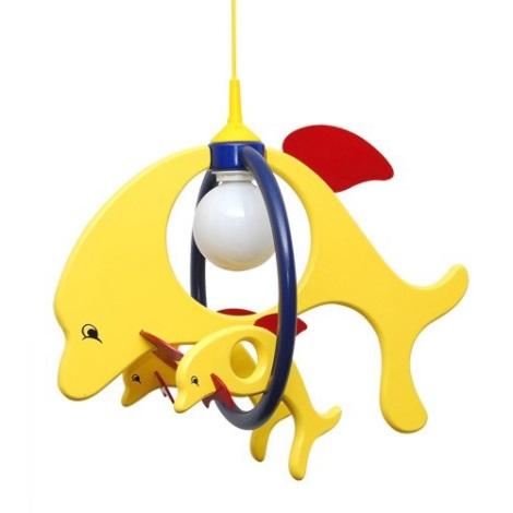 28222 - detský luster delfín