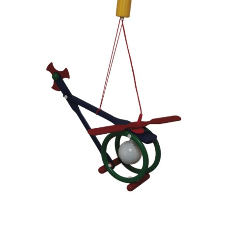 28231 - detský luster helikoptéra