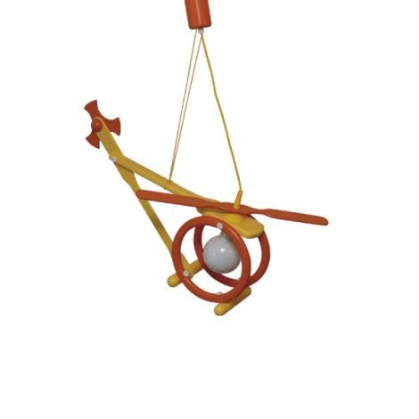 28233 - detský luster helikoptéra
