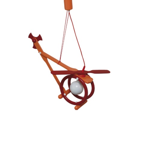 28234 - detský luster helikoptéra