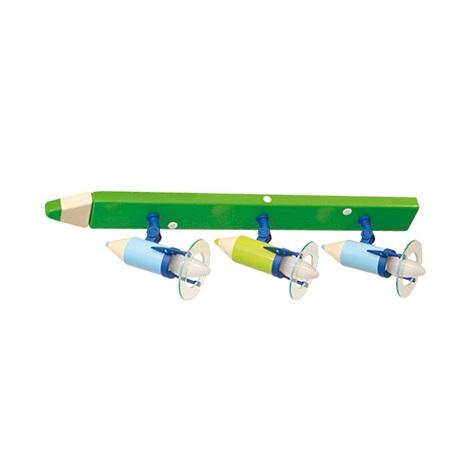 28255 - detské stropné svietidlo ceruzka