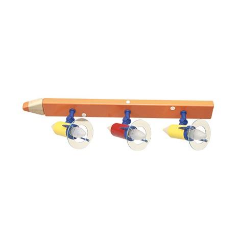 28256 - detské stropné svietidlo ceruzka