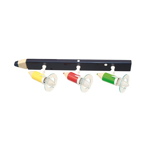 28258 - detské stropné svietidlo ceruzka