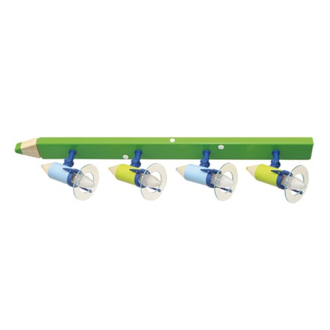 28259 - detské stropné svietidlo ceruzka