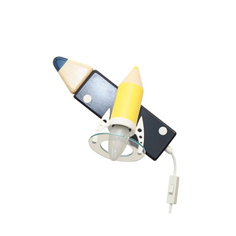 28291 - detské nástenné svietidlo ceruzka