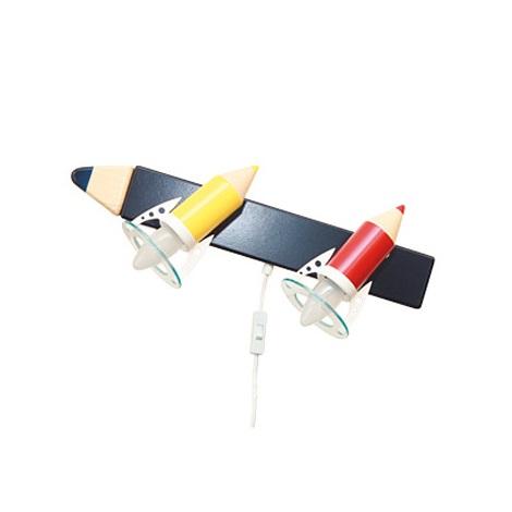 28295 - detské nástenné svietidlo ceruzka