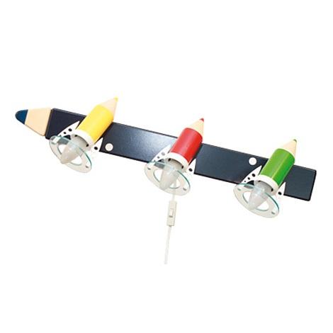 28299 - detské nástenné svietidlo ceruzka