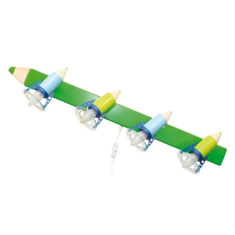 28300 - detské nástenné svietidlo ceruzka