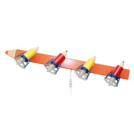 28301 - detské nástenné svietidlo ceruzka