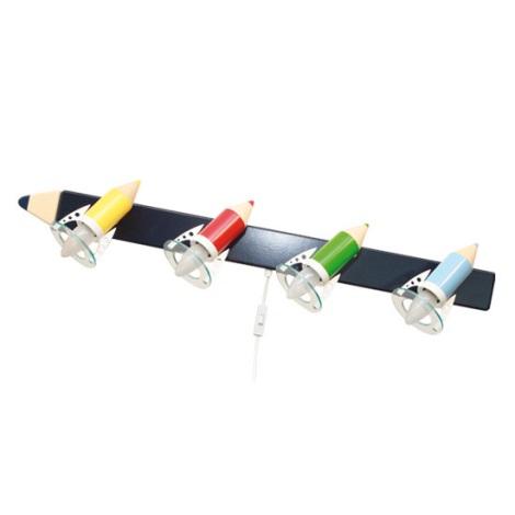 28303 - detské nástenné svietidlo ceruzka