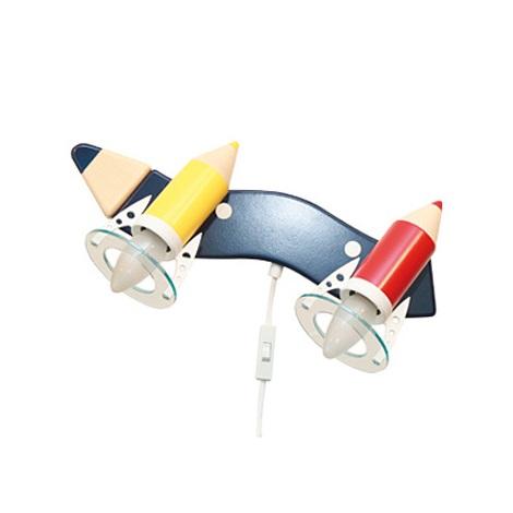 28311 - detské nástenné svietidlo ceruzka