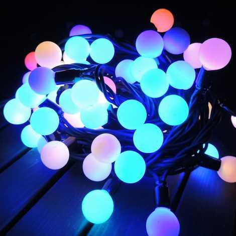 30212 - Vianočný reťaz vonkajši LED/7W/230V