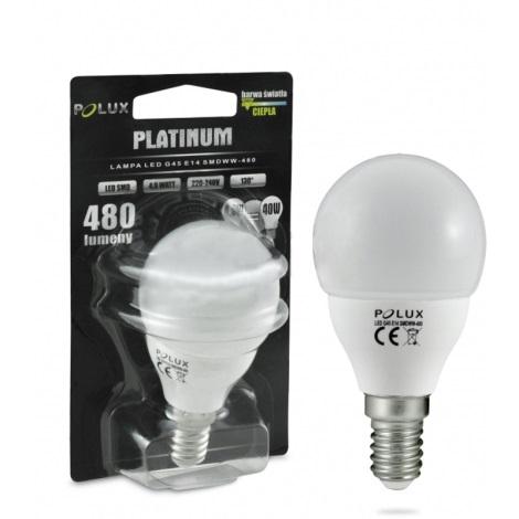 303134 - LED žiarovka E14/4,9W/230V