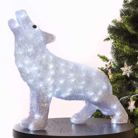 30809 - Vianočná dekorácia LED/5,4W/230V