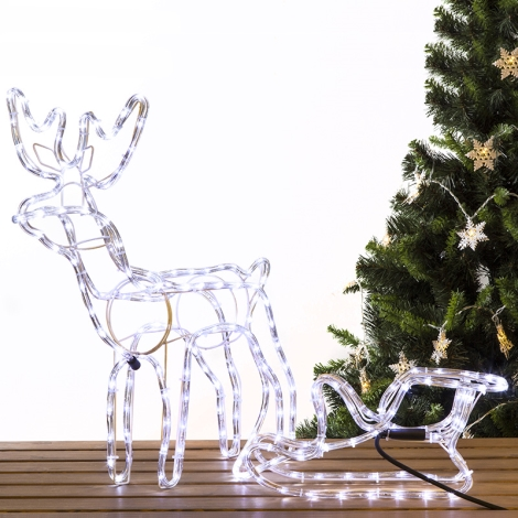 31172 - Vianočná dekorácia LED/14,4W/230V