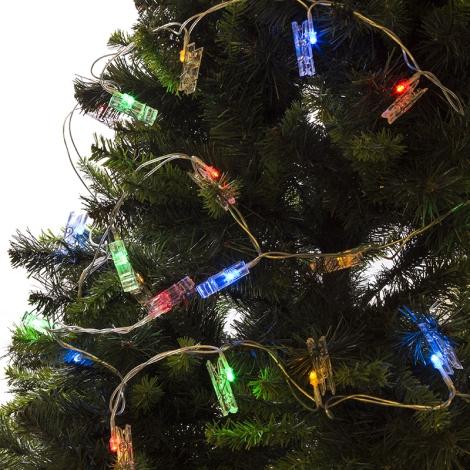 31370 - Vianočný reťaz vnútorný LED/3,5W/230V