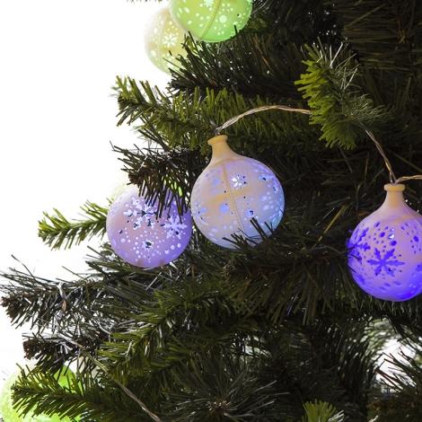 31479 - Vianočný reťaz vnútorný LED/0,45W/3xAA