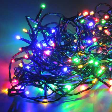 31578 - Vianočný reťaz vonkajši LED/5,4W/230V