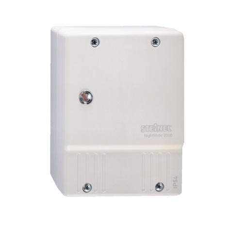 550417 - súmrakový spínač NightMatic 2000 biela