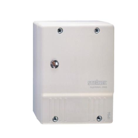 550615 - Súmrakový spínač NightMatic 3000 Vario biela IP54