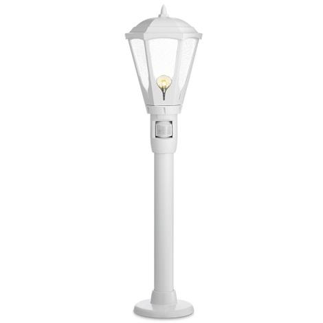 617110 - Senzorová vonkajšia lampa GL 16 S 1xE27/100W biela
