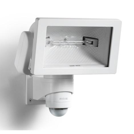 633318 - HS 300 DUO biely senzorový reflektor pre vonkajšia použitie
