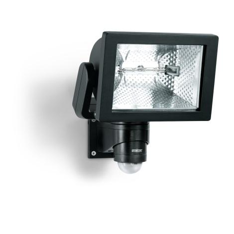 633417 - halogénový reflektor sa senzorem HS 500 S DUO čierna