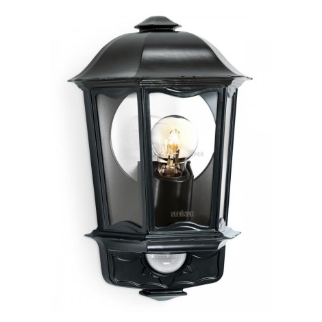 644413 - nástenná lampa sa senzorem L 190 S čierna