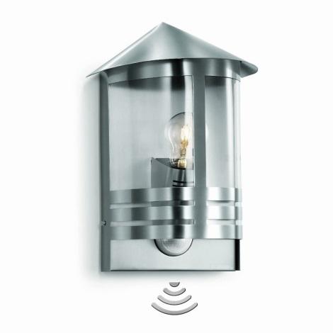 645311 - nástenná lampa sa senzorem L 170 S nerez oceľ