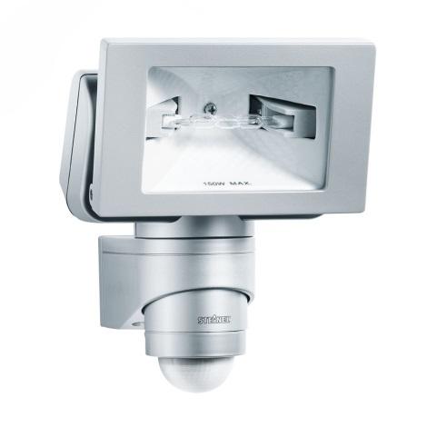646318 - HS 150 DUO platinový výraz senzorová lampa pre vonkajšia priestory