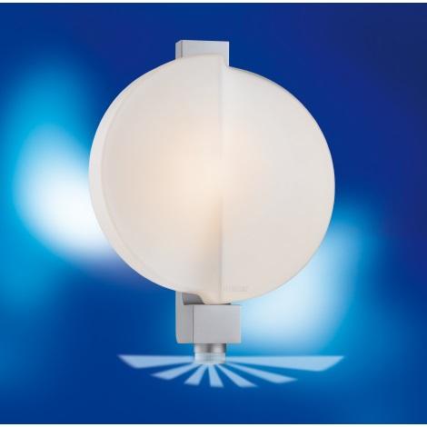655013 - nástenná lampa sa senzorem L 305 S hliník
