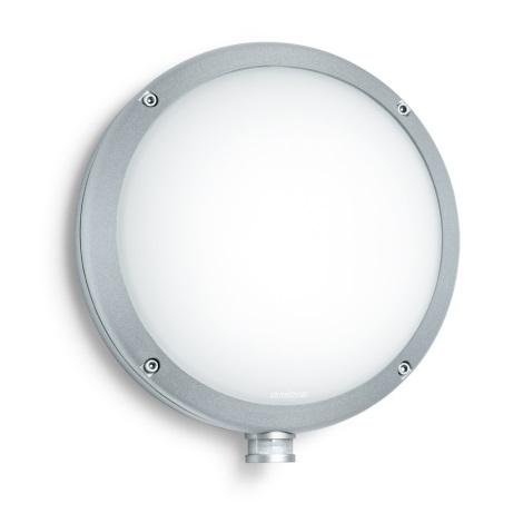 670214 - nástenná lampa sa senzorem L 330 S stříbrná