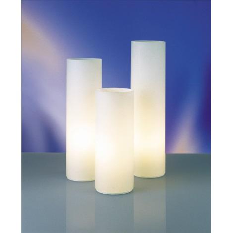 734312 - Senzorová stolné svietidlo TS 50 L biele opálové sklo