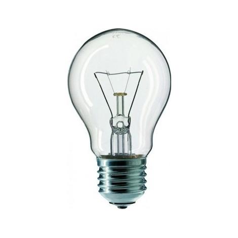 AGR CLEAR žiarovka E27/75W/240V