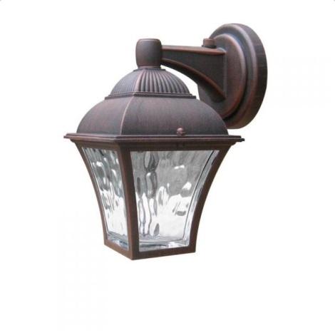 AL832DNWWPSR - Vonkajšie nástenné svietidlo s čidlom PARIS 2xLED/3W/230V