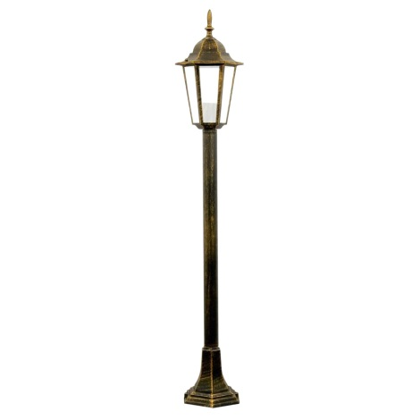 ALU1047C6P - Vonkajšia lampa LIGURIA E27/60W/230V