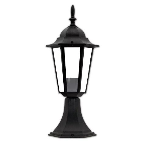 ALU1047P1B - Vonkajšia lampa LIGURIA E27/60W/230V