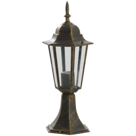 ALU1047P1P - Vonkajšia lampa LIGURIA E27/60W/230V