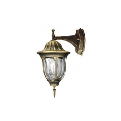 ALU3118DP - Vonkajšie nástenné svietidlo FLORENCE E27/60W/230V