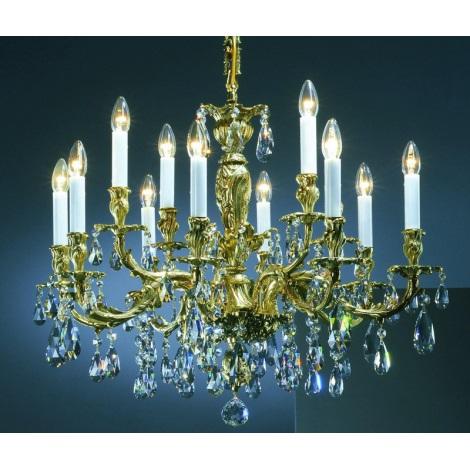 Artcrystal PAR533600015 - Luster 15xE14/40W