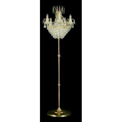 Artcrystal PFB051600005 - Stojacia lampa 5xE14/40W